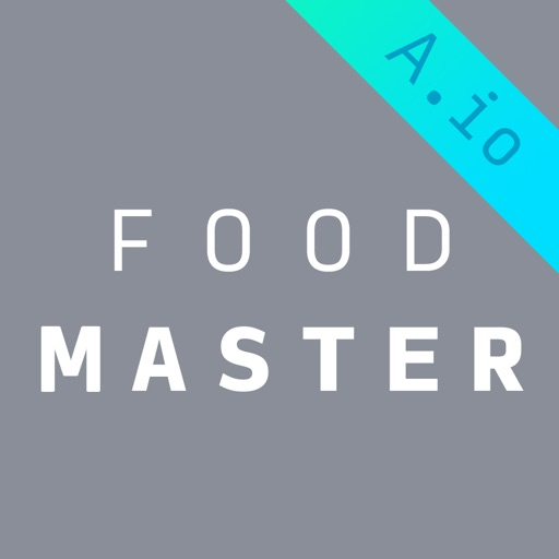 Food Master - track your food, and master it iOS App