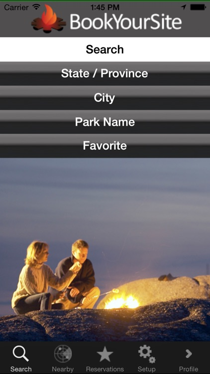 BookYourSite™ RV Park Campground Reservation Guide