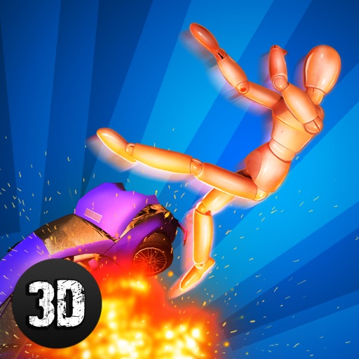 Turbo Crash Test Simulator 3D