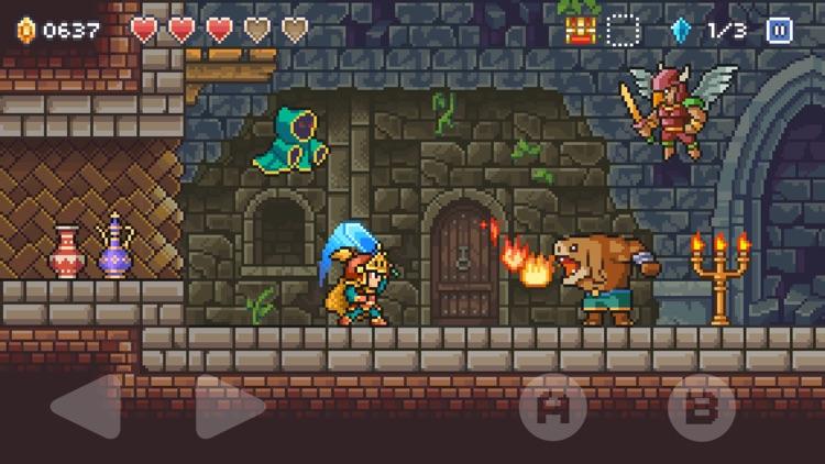 Goblin Sword screenshot-0