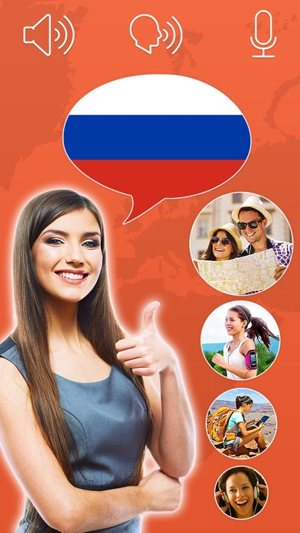 Mondly: Learn Russian - Conversation Course