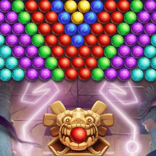 Bubble Shooter Totem