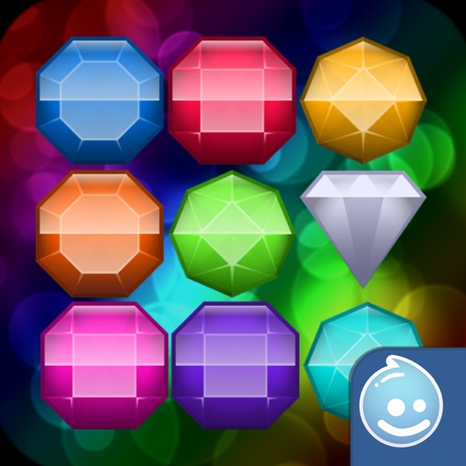 Jewel Match Jam : Pop and blast out 3 gems mania! iOS App