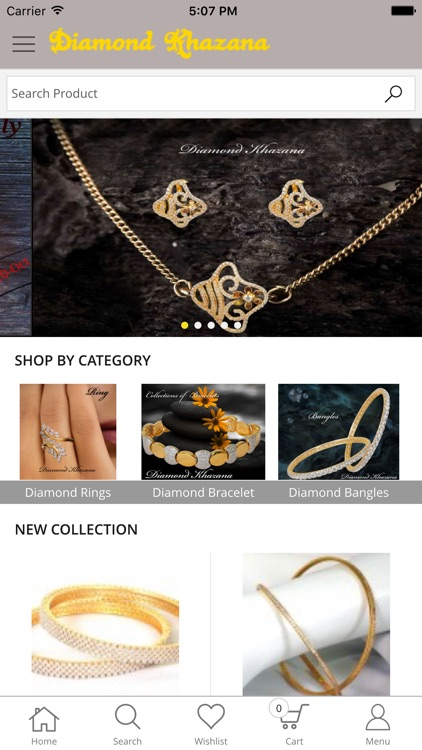 f66664d260c8d Diamond Khazana Jewellery Shop by OhoShop