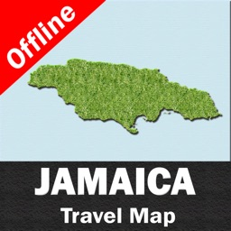JAMAICA – GPS Travel Map Offline Navigator