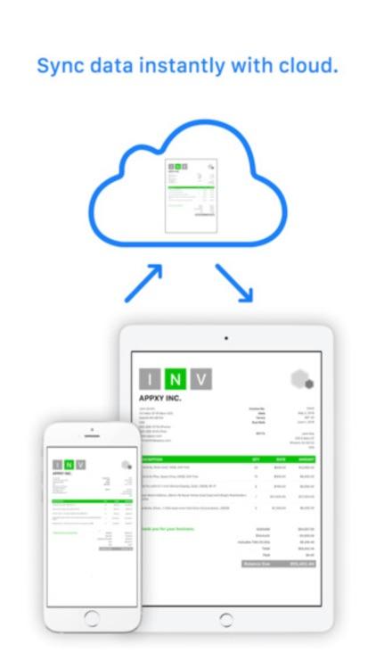 Invoice Go Pro - Invoice Maker & Estimate. Templates Bill on the go