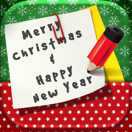 Merry Christmas Card Maker   New Year Cards 2017