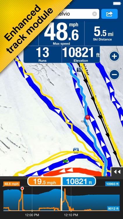 NAVIONICS SKI screenshot-0