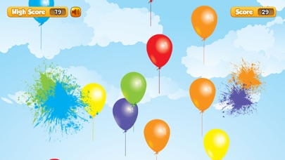 pop the balloons free balloon popping games for kids by doungjai