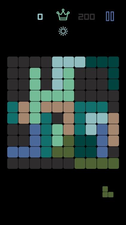 1010 Square Grid Fit bricks breaker puzzle unblock