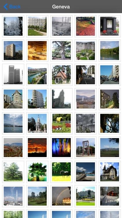 Geneva Offline Map Travel Guide screenshot-4