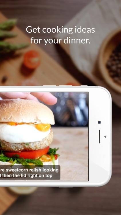 Burger Recipes: Food recipes, cookbook, meal plans