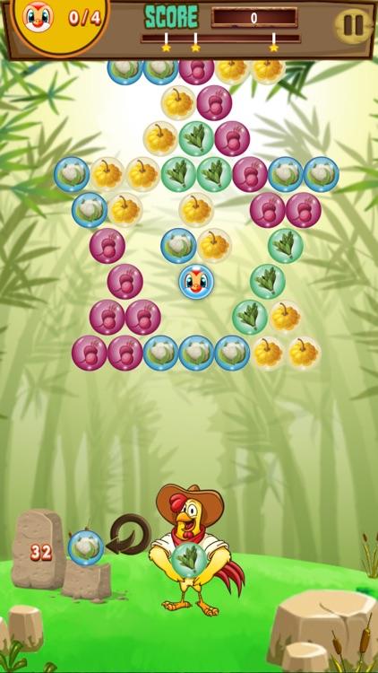 Farm and Bubble Adventure Classic bubble shoot fun screenshot-4