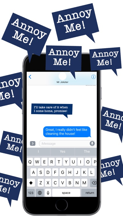 Annoy Me! - Annoying but Fun Stickers Pack