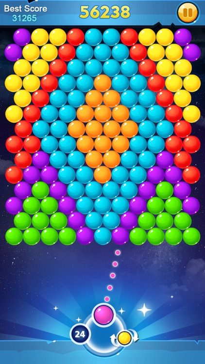 Bubble Shooter Classic Puzzle screenshot-2