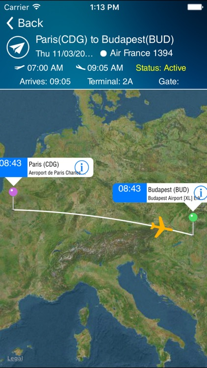 Budapest Airport Pro (BUD) + Flight Tracker
