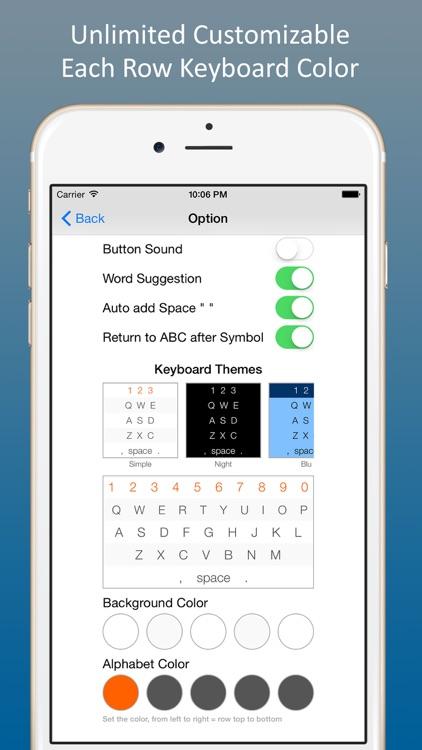 Numberie Keyboard screenshot-4