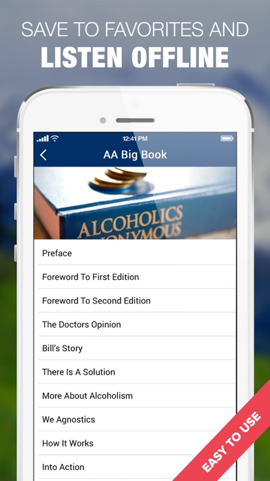 AA Big Book Audio from Alcoholics Anonymous Sober-2