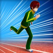 2016 酷跑 中国 田径 赛跑 体育 手游 - 最新 比赛 游戏 免费 版