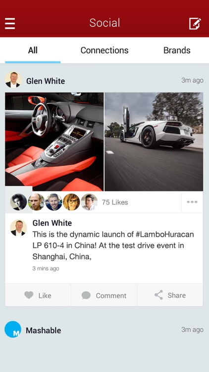 Businessfriend – Social Network for Professionals screenshot-3