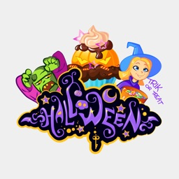 Beautiful Halloween Stickers