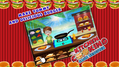 Kitchen cooking Cash Register - Cooking Fever screenshot one