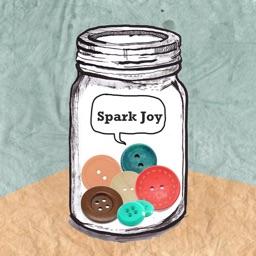 Practical Guide for Spark Joy:Finishing art