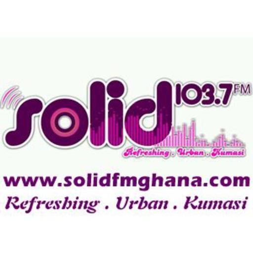 SOLIDFMGHANA 103.7 MHz
