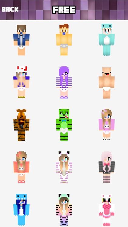 APHMAU SKINS FREE MC Diaries Skin for Minecraft PE