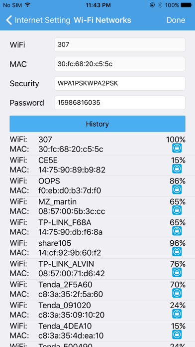 WebWatch - Device Manager screenshot two