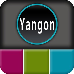 Yangon Offline Map Travel Guide