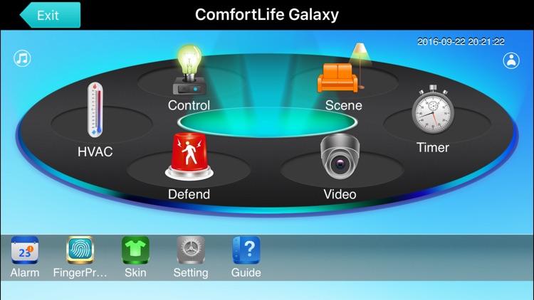 ComfortLife Galaxy