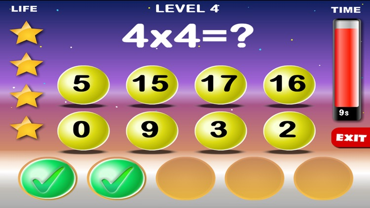 Basic Math with Mathaliens for Kids