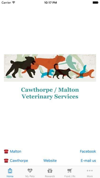 Cawthorpe/Malton Veterinary Services