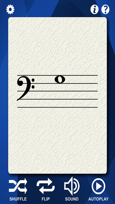 Trombone Flash Cards