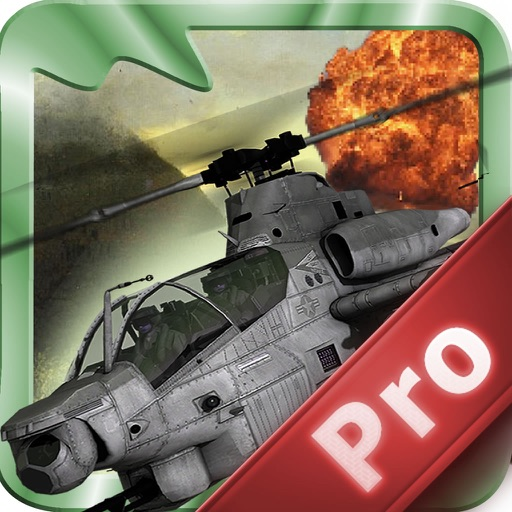 Amazing Attack Helicopter Pro - An Addictive Game In The Air