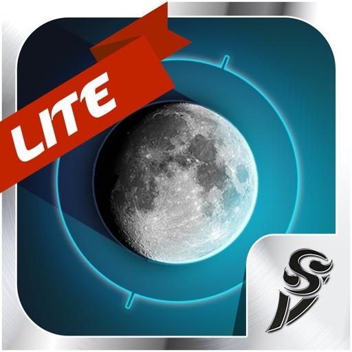 You Know Moon Phase? Feel the Angle! [Lite]