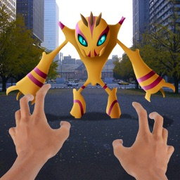 Monster Elements 3D City Joke