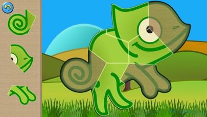 子供向けのディノ パズルゲームのスクリーンショット4