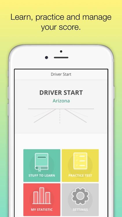 Arizona MVD - AZ Driver License knowledge test