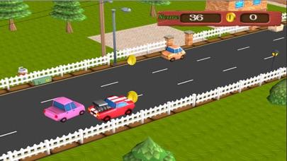Rush Crazy Driving: Car Racing screenshot one