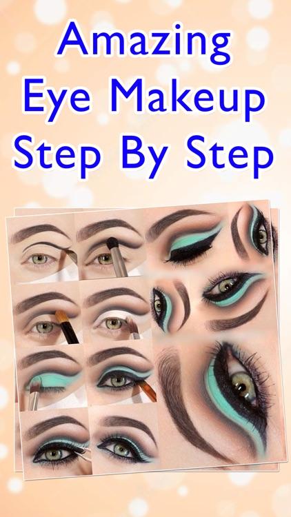 Eye Makeup Tutorial Beauty Tips screenshot-3