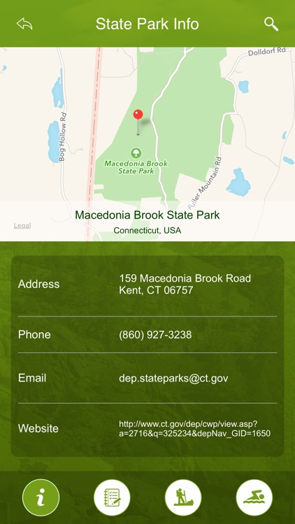 Connecticut State Parks screenshot-3