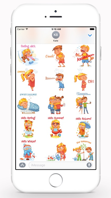 Back to School Sticker Pack screenshot-2