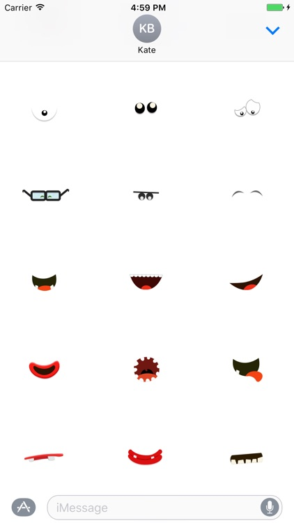 My Monster Stickers screenshot-4