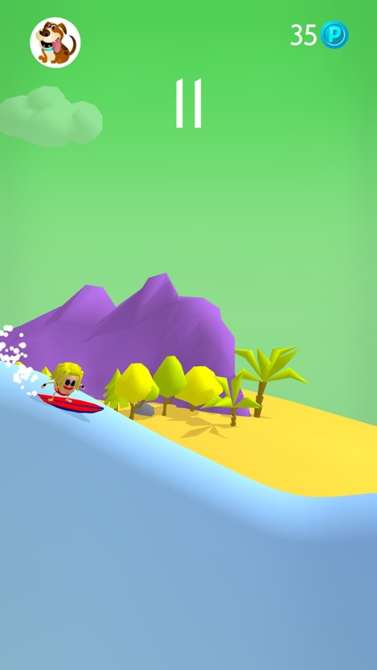 Tidal Rider screenshot-1