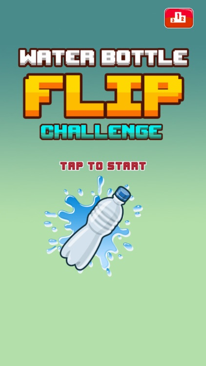 Water Bottle Flip Challenge