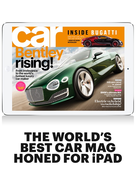 CAR Magazine UK – motoring news, reviews & tests
