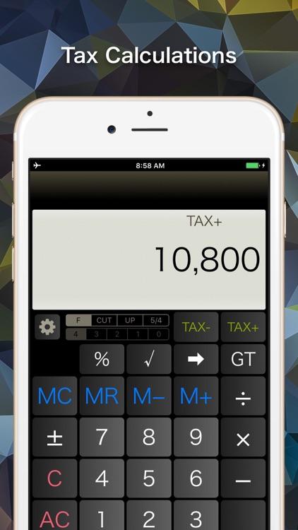 Desktop Calculator C - Excellent & Convenient screenshot-3