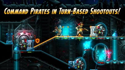 Screenshot #7 for SteamWorld Heist